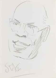 Donald Gresham Stokes, Baron Stokes, by Cecil Beaton - NPG D17941(94)