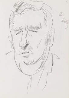 Denis Winston Healey, Baron Healey, by Cecil Beaton, early 1970s? - NPG D17941(79) - © National Portrait Gallery, London