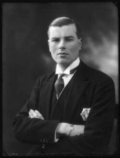 Sir Arthur Evans, by Bassano Ltd - NPG x122714