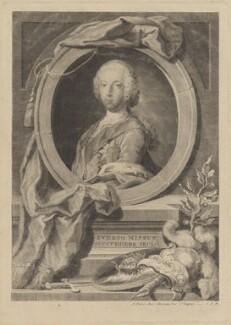 Prince Charles Edward Stuart, by Sir Robert Strange - NPG D14257