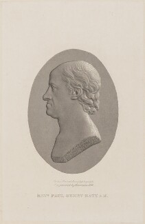 Paul Henry Maty, by Alfred Robert Freebairn, after  James Tassie - NPG D14258
