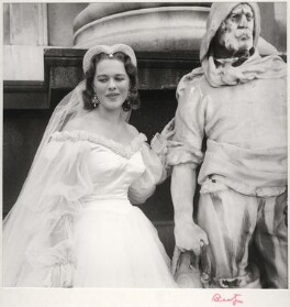 Lady Antonia Fraser (née Pakenham), by Cecil Beaton - NPG x14082