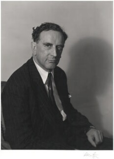 Sir John Gregory Foster, 3rd Bt, by Cecil Beaton - NPG x14081