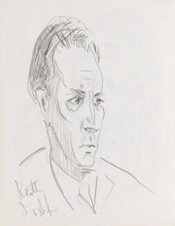 Keith Sinjohn Joseph, Baron Joseph, by Cecil Beaton - NPG D17941(150)