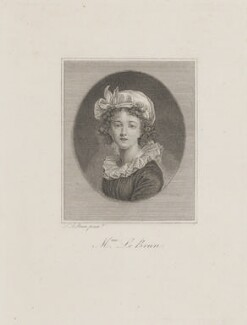 Elisabeth-Louise Vigée-Le Brun, after Elisabeth-Louise Vigée-Le Brun - NPG D14264