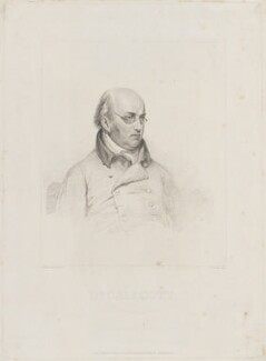 John Wall Callcott, by Frederick Christian Lewis Sr, published by  Birchall, Lonsdale & Mills, after  Sir Augustus Wall Callcott - NPG D14284