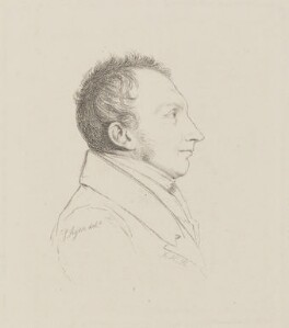 probably Edward Solly, probably after John Samuel Agar - NPG D14287