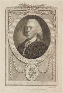 Alexander Russell, by Thomas Trotter, after  Nathaniel Dance (later Sir Nathaniel Holland, Bt) - NPG D14288