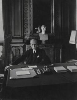 Edward Frederick Lindley Wood, 1st Earl of Halifax, by Cecil Beaton - NPG x14095