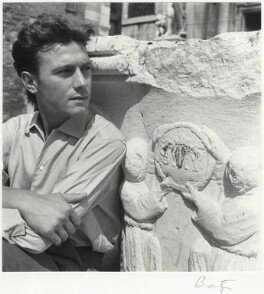 Laurence Harvey, by Cecil Beaton - NPG x14100