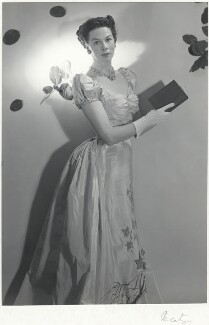 Dame Wendy Margaret Hiller, by Cecil Beaton - NPG x14106