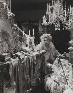 Martita Hunt as Miss Havisham in 'Great Expectations', by Cecil Beaton - NPG x14113