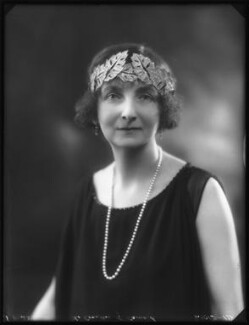 (Ellen) Rosamond Mary (née Lindsay), Countess of Carrick, by Bassano Ltd - NPG x122762