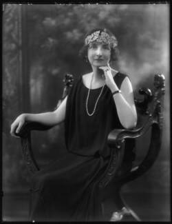 (Ellen) Rosamond Mary (née Lindsay), Countess of Carrick, by Bassano Ltd - NPG x122763