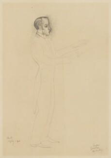 Sir Eugene Goossens, by Paule Vézelay - NPG D17971