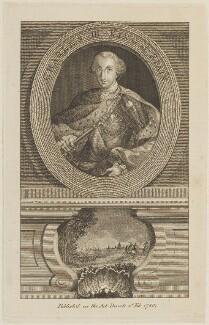 Charles III, King of Spain, by Unknown artist - NPG D14326