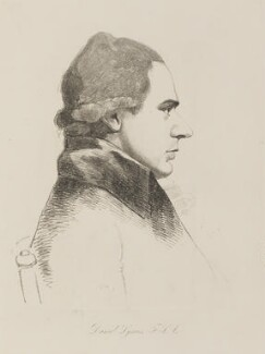 Daniel Lysons, by William Daniell, after  George Dance - NPG D14331