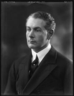 Lord George Hugo Cholmondeley, by Bassano Ltd - NPG x122776
