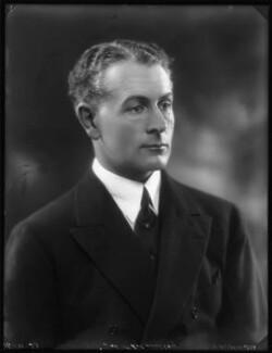 Lord George Hugo Cholmondeley, by Bassano Ltd - NPG x122777