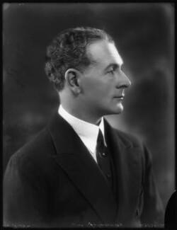 Lord George Hugo Cholmondeley, by Bassano Ltd - NPG x122778