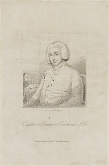 Clayton Mordaunt Cracherode, by Robert Cooper, published by  W. Clarke - NPG D14338