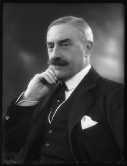 George Joachim Goschen, 2nd Viscount Goschen, by Bassano Ltd - NPG x122802