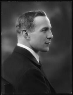Roundell Cecil Palmer Wolmer, 3rd Earl of Selborne, by Bassano Ltd - NPG x122810