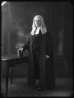 John Foster Vesey-Fitzgerald, by Bassano Ltd - NPG x122828