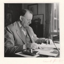 Graham Curtis Lampson, 2nd Baron Killearn, by Cecil Beaton - NPG x14122