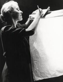 C.A. LeJeune, by Cecil Beaton - NPG x14131
