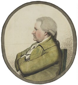 John Hawkins, by Edward Francisco Burney - NPG D14375