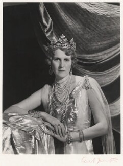Helen Magdalen Percy (née Gordon-Lennox), Duchess of Northumberland, by Cecil Beaton - NPG x14163