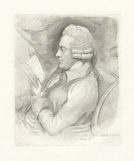 John Hoole, by Mary Dawson Turner (née Palgrave), after  Ozias Humphry - NPG D18001