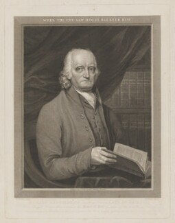 Richard Reynolds, by William Sharp, published by and after  William Armfield Hobday, published 1 December 1817 - NPG D18004 - © National Portrait Gallery, London