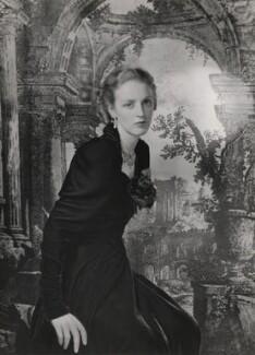 Lady Mary Katharine Clive (née Pakenham), by Cecil Beaton - NPG x14177