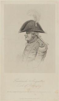 Frederick Augustus Berkeley, 5th Earl of Berkeley, published by Hurst & Blackett, after  Robert Dighton - NPG D14384