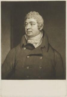 Sir Berkeley William Guise, 2nd Bt, after Archer James Oliver - NPG D14390