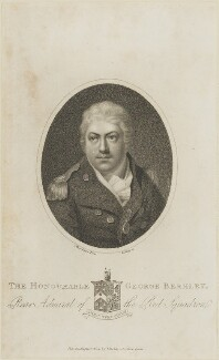 George Cranfield Berkeley, by William Ridley, published by  Joyce Gold, after  Eliza Anne Paye - NPG D14391