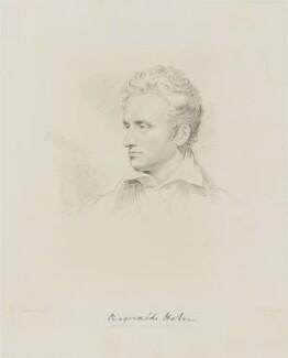 Reginald Heber, by Frederick Christian Lewis Sr, after  Joseph Slater - NPG D14400