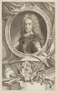 Paul de Rapin, by Gilles Edme Petit, probably after  Jan Henrik Brandon - NPG D14403