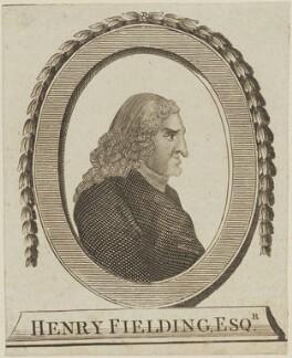 Henry Fielding, after William Hogarth - NPG D14407