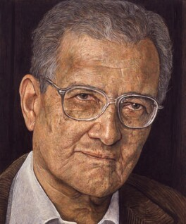 Amartya Kumar Sen, by Antony Williams - NPG 6640