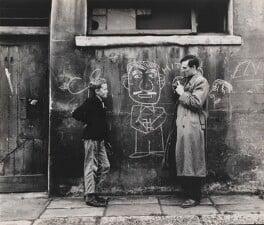 Roger Mayne, by John Deakin - NPG P994