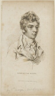 Henry Petty-Fitzmaurice, 3rd Marquess of Lansdowne, published by James Cundee - NPG D14439