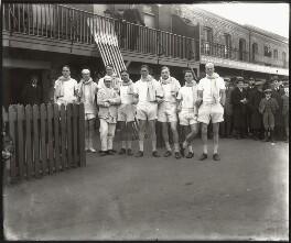 Cambridge University Rowing Crew, by Bassano Ltd - NPG x122830