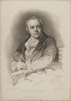 William Blake, by Luigi Schiavonetti, published by  Robert Hartley Cromek, after  Thomas Phillips, published 1 May 1808 (1807) - NPG D14447 - © National Portrait Gallery, London
