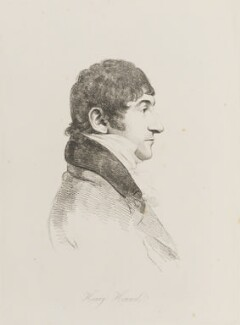 Henry Howard, by William Daniell, after  George Dance - NPG D14450