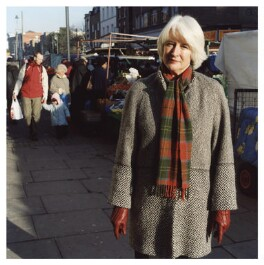 Sara Lamb Parkin, by Nicola Kurtz - NPG x126090