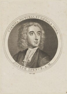 Joseph Spence, by Thomas Cook, after  Isaac Whood - NPG D14519