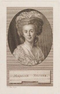 Suzanne Necker (née Curchod), by J.H. Lips - NPG D14522
